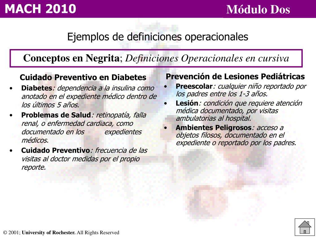 Cuidado Preventivo en Diabetes