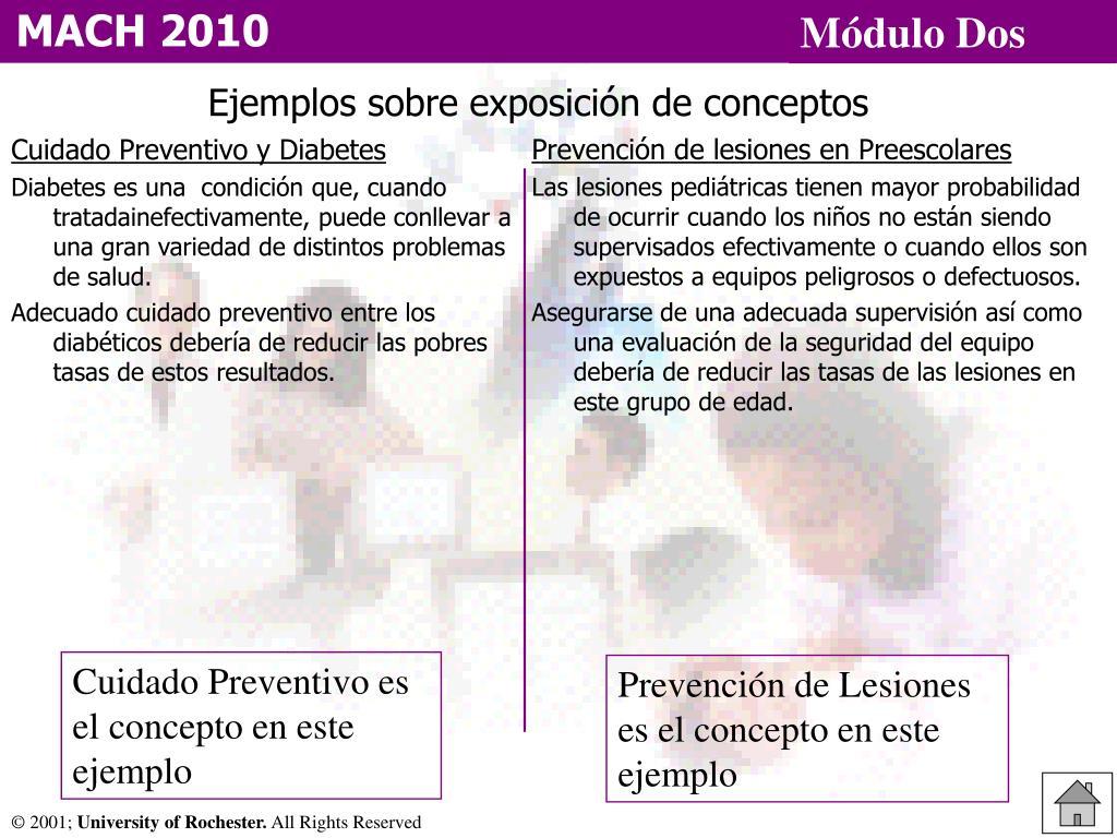 Cuidado Preventivo y Diabetes