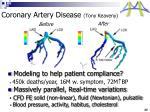 coronary artery disease tony keaveny