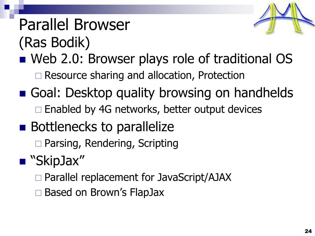 Parallel Browser