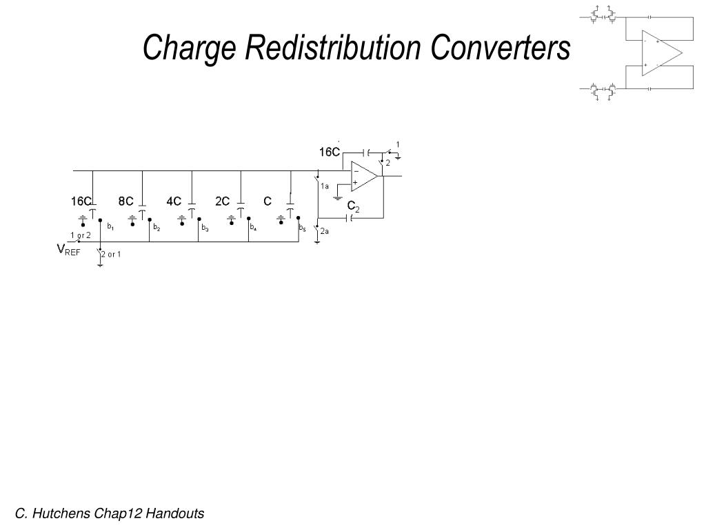Charge Redistribution Converters
