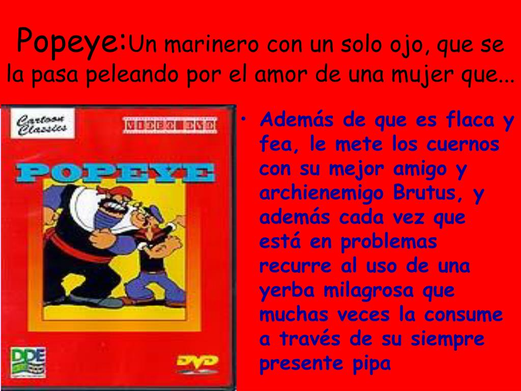 Popeye: