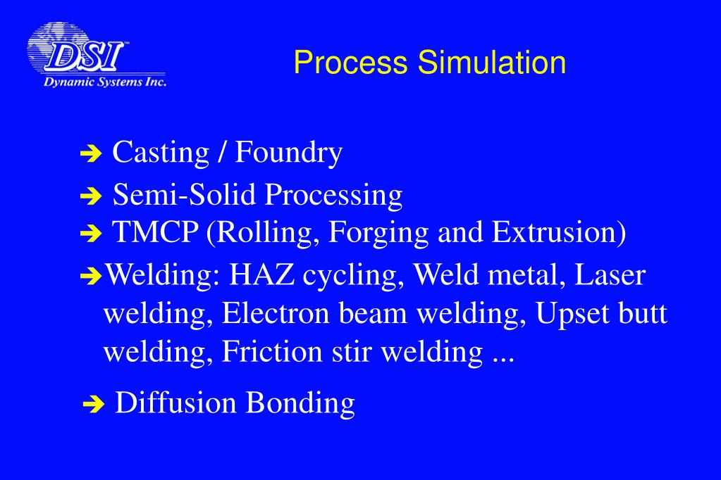 Process Simulation