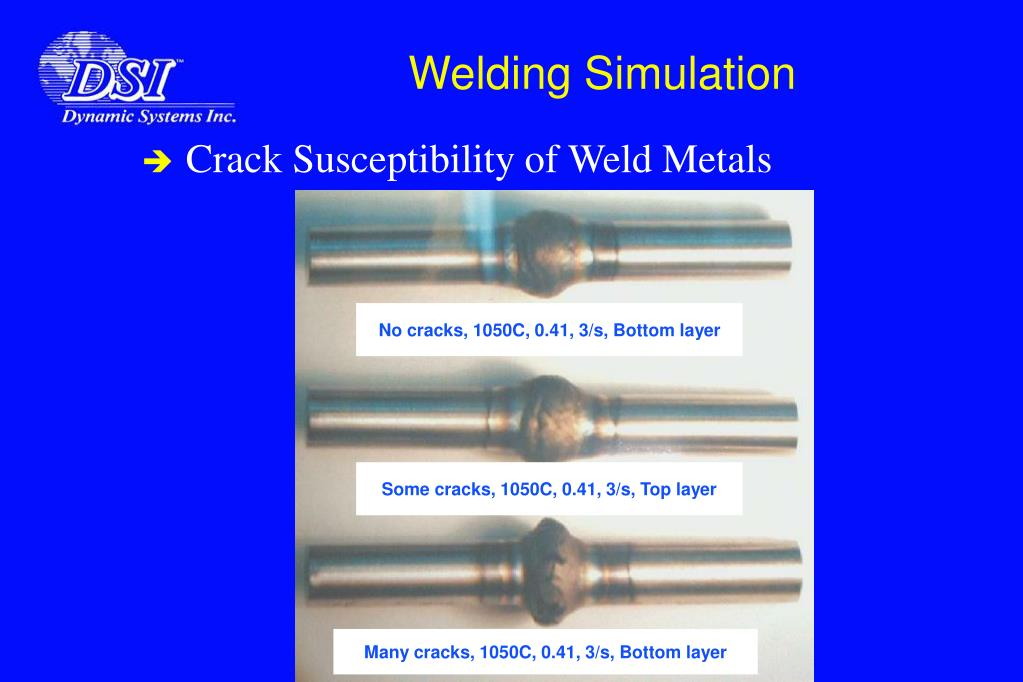 Welding Simulation