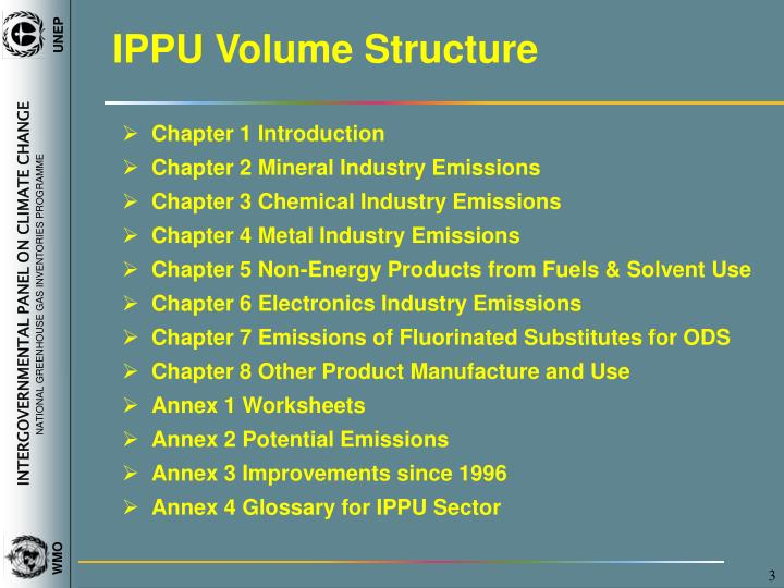 Ippu volume structure