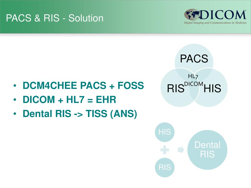 PACS & RIS - Solution