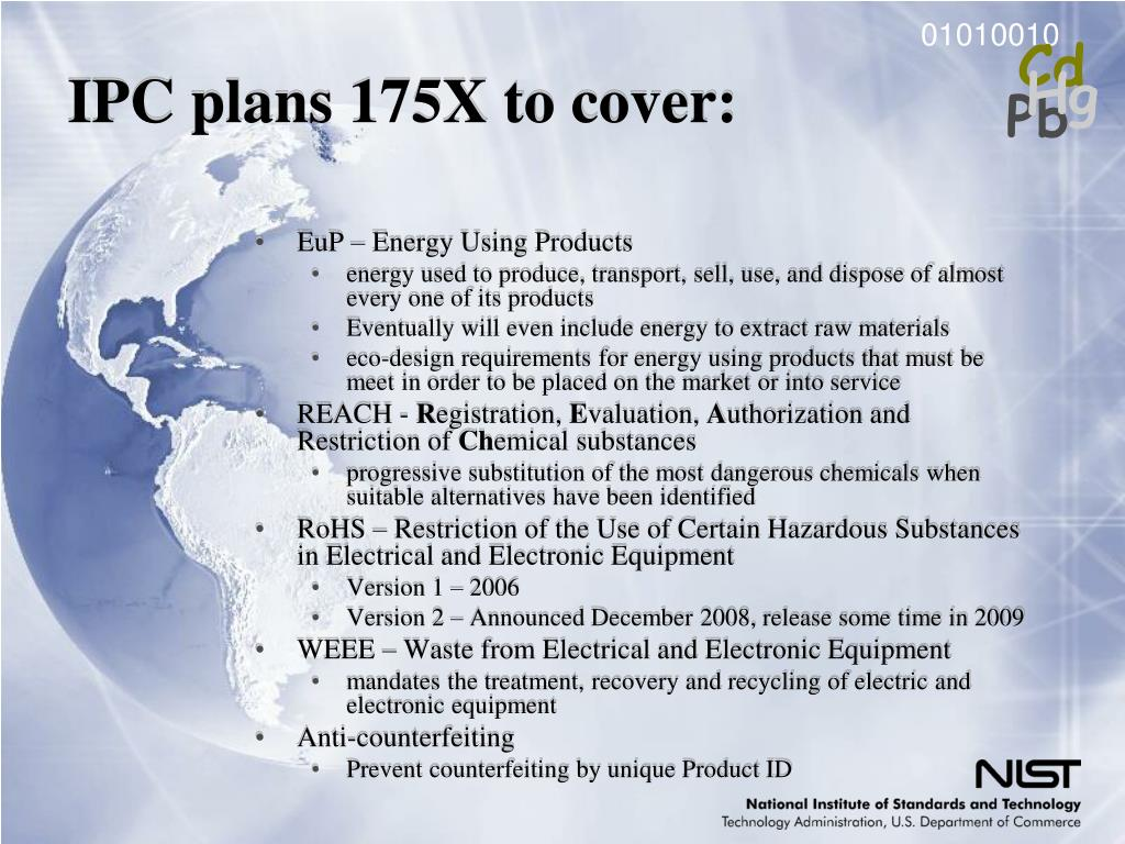 IPC plans 175X to cover: