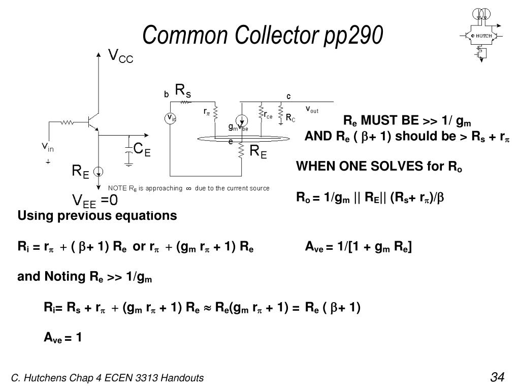 Common Collector pp290