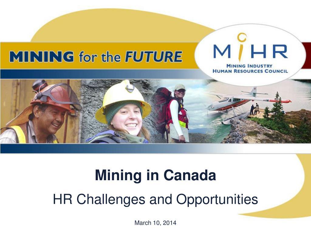 Mining in Canada
