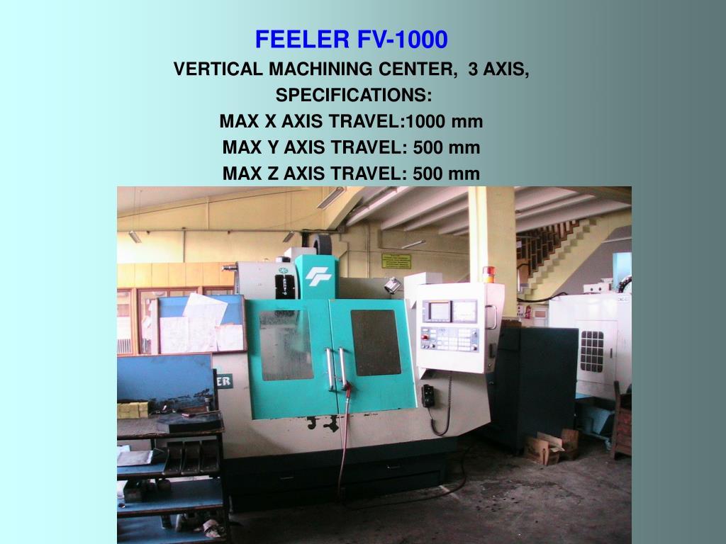 FEELER FV-1000