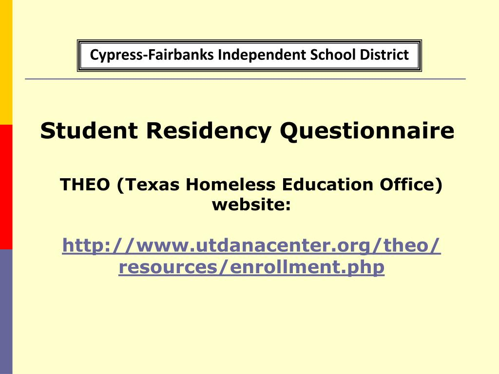 Cypress-Fairbanks Independent School District