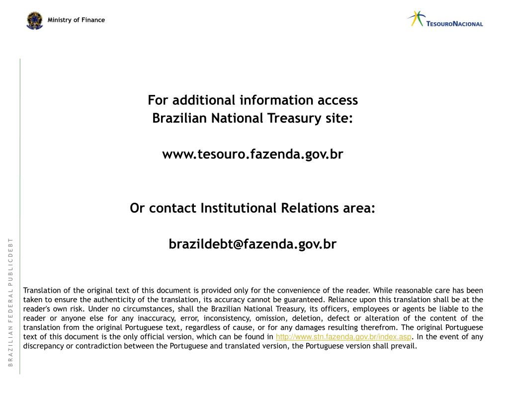 For additional information access