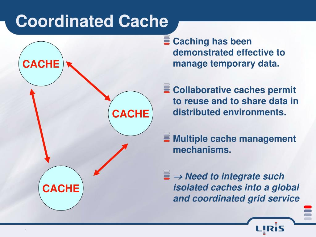 Coordinated Cache