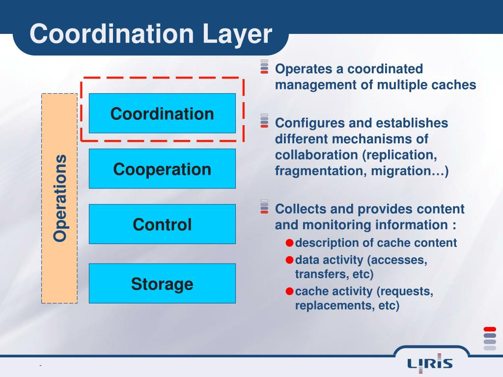 Coordination Layer