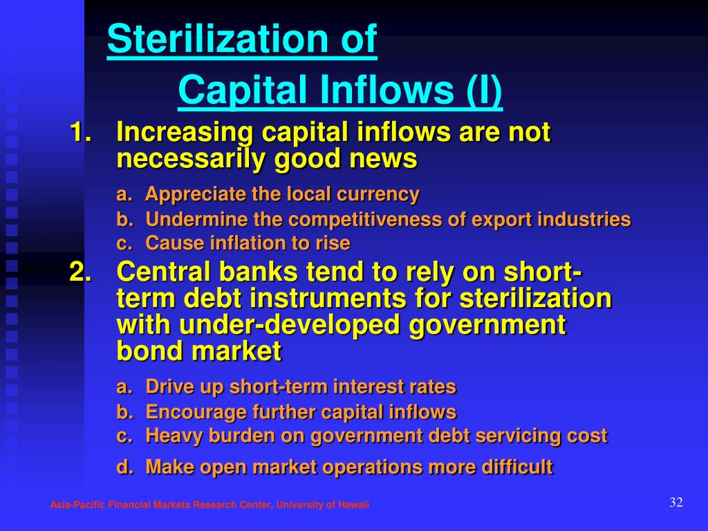 Sterilization of
