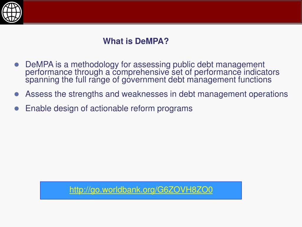 What is DeMPA?