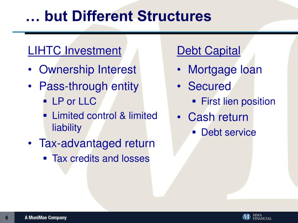 LIHTC Investment