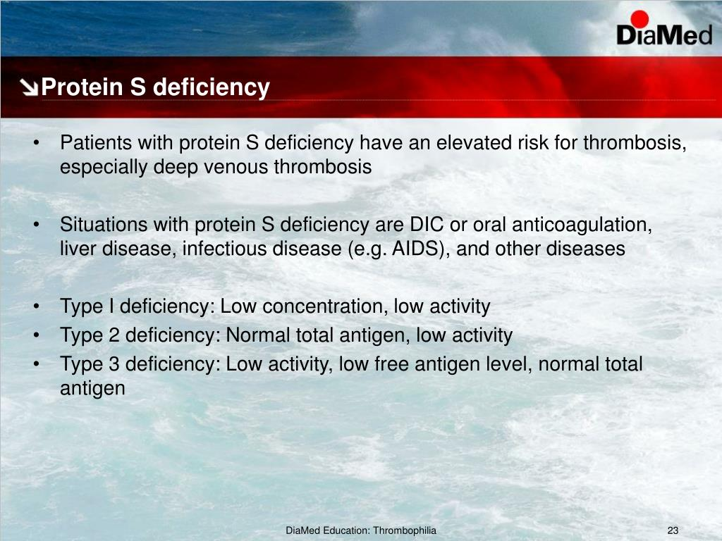 PPT - Educational Material: Thrombophilia Tests PowerPoint Presentation - ID:741545