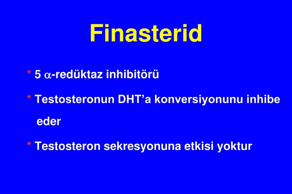 Finasterid