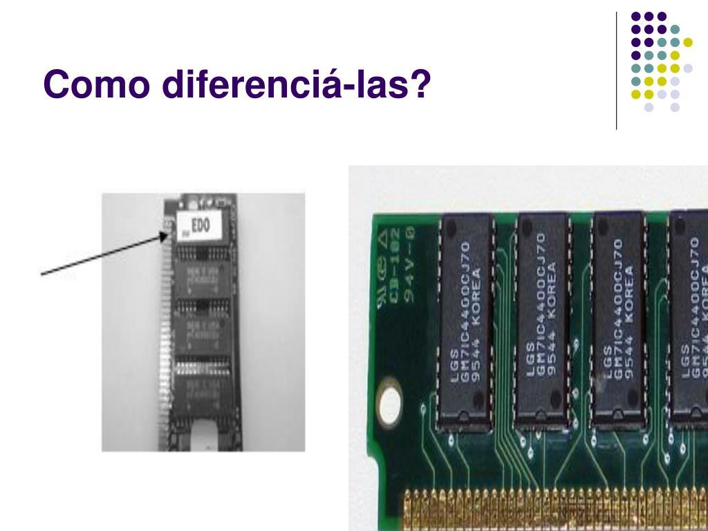 Como diferenciá-las?