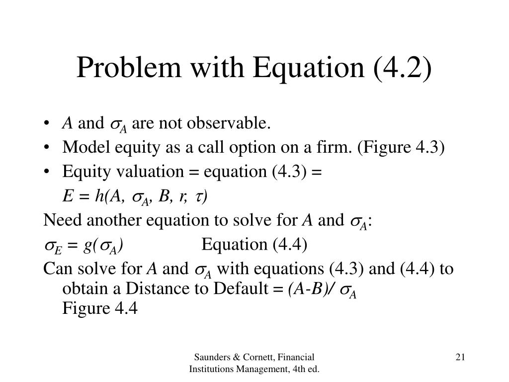Problem with Equation (4.2)