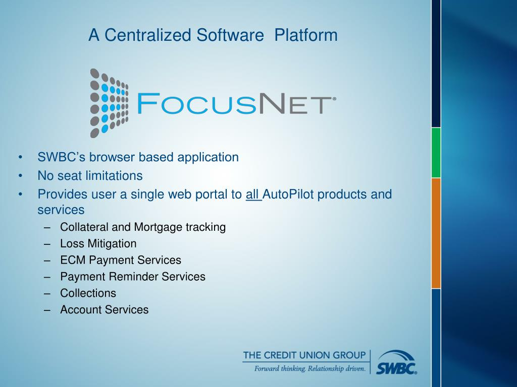 A Centralized Software  Platform