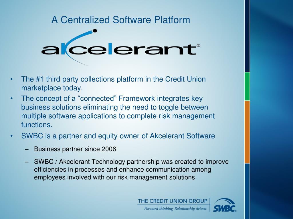 A Centralized Software Platform