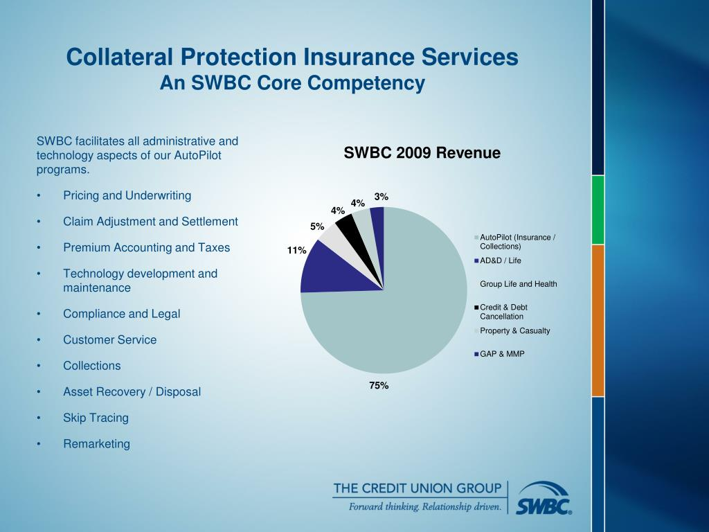 Collateral Protection Insurance Services