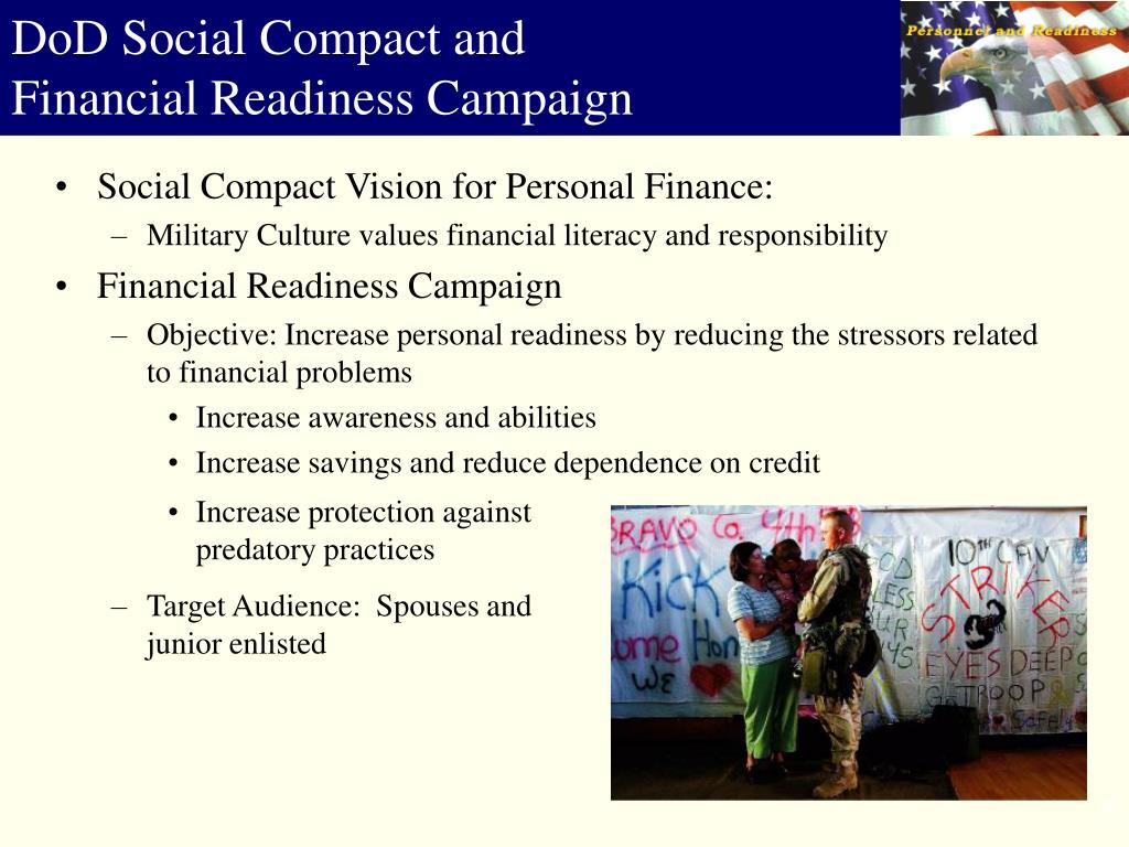 Social Compact Vision for Personal Finance: