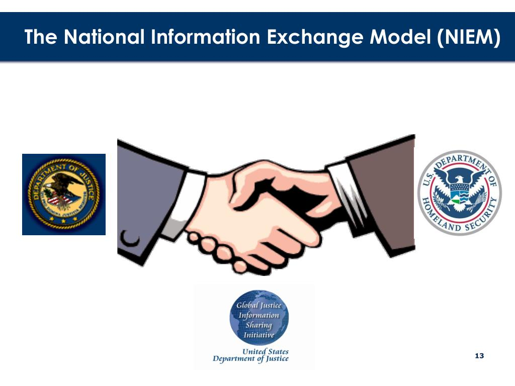 The National Information Exchange Model (NIEM)