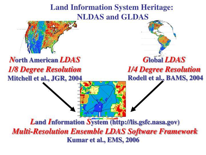 Land Information System Heritage: