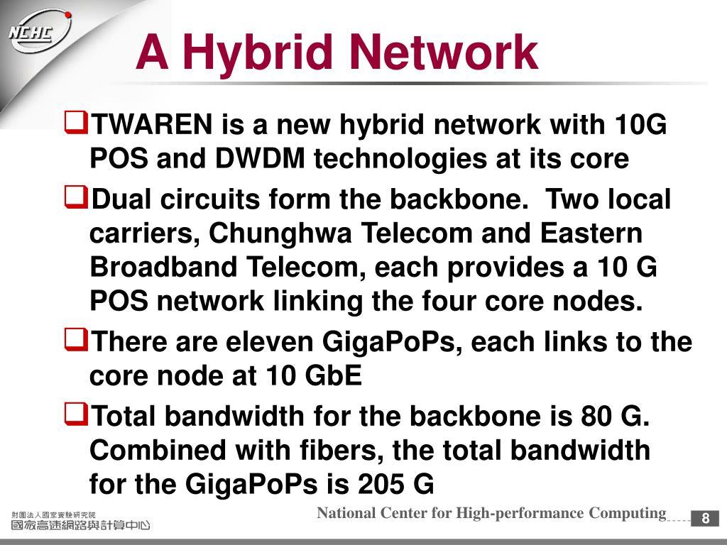 A Hybrid Network