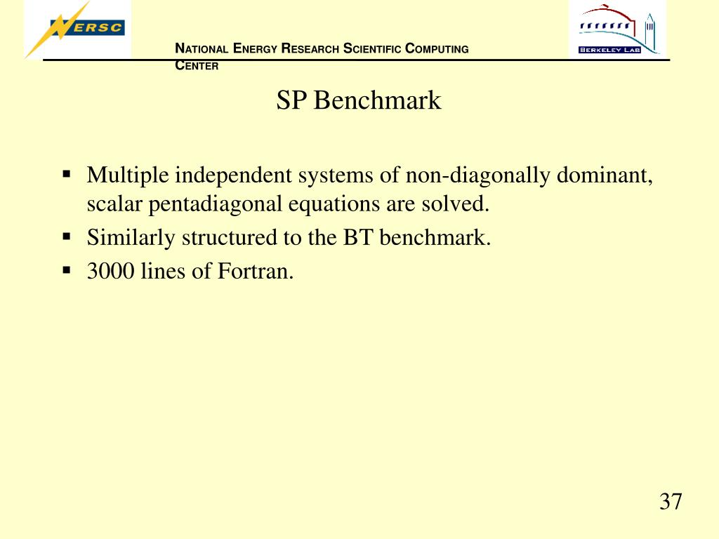 SP Benchmark