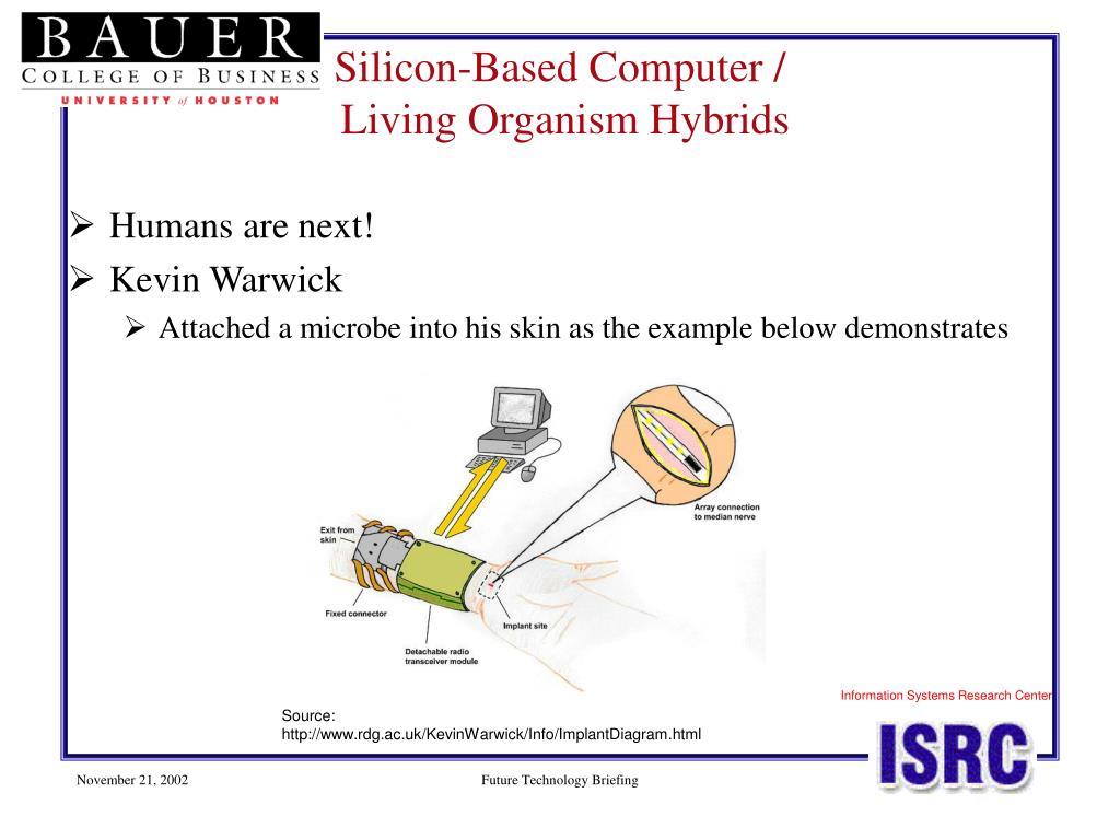 Silicon-Based Computer /