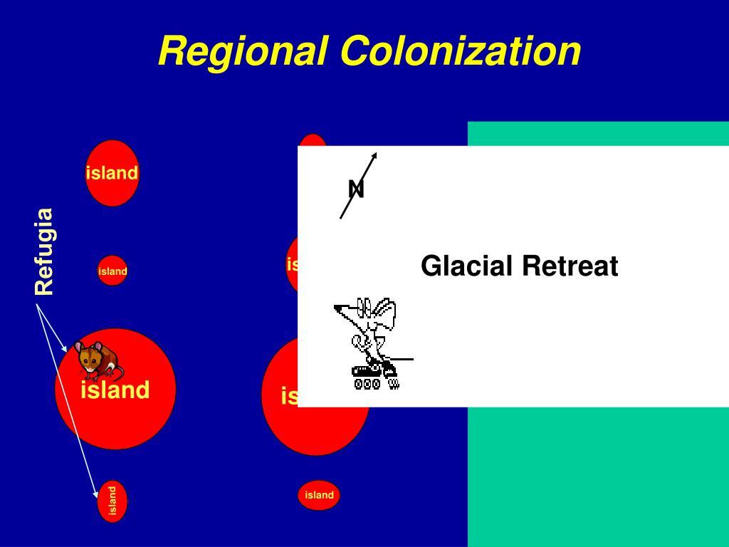Regional Colonization