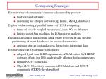 computing strategies