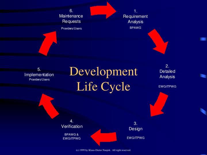 Development Life Cycle