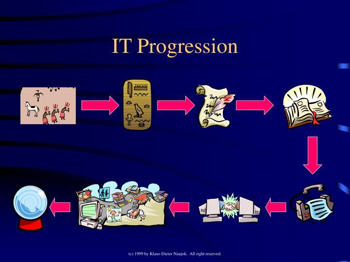 IT Progression
