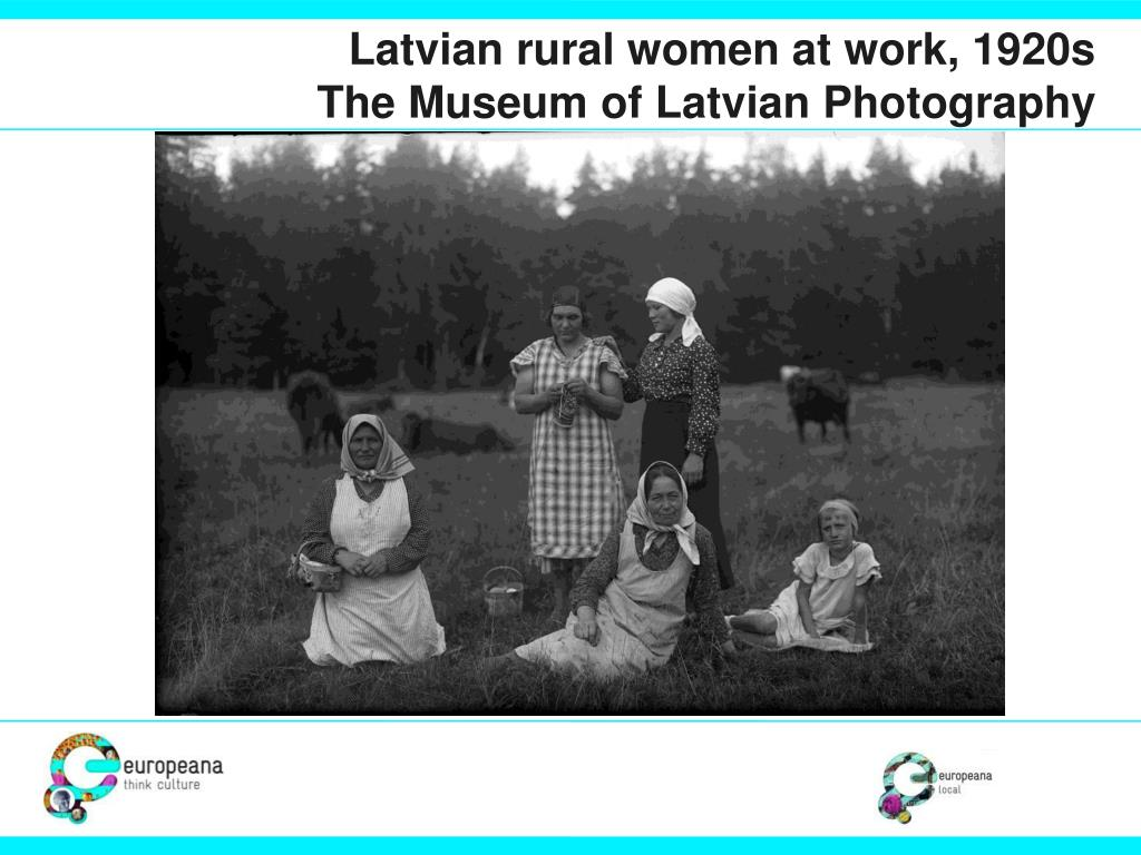 But Latvian Rural Women Have - Teens Busty Japanese