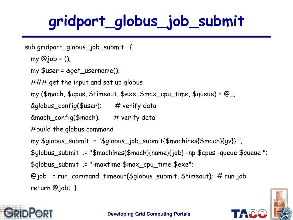gridport_globus_job_submit