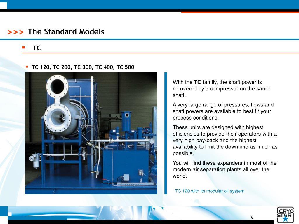 The Standard Models