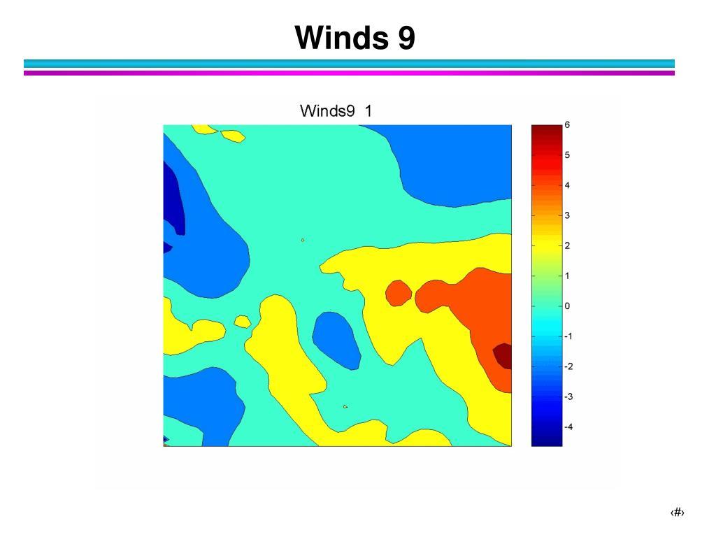 Winds 9