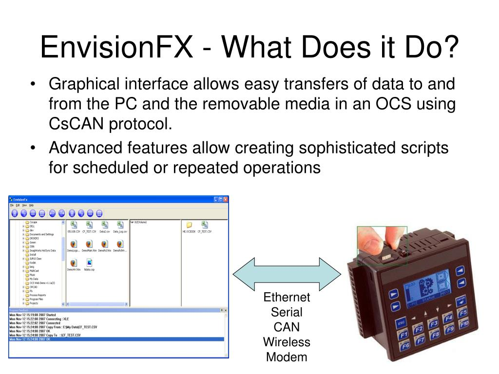 EnvisionFX - What Does it Do?