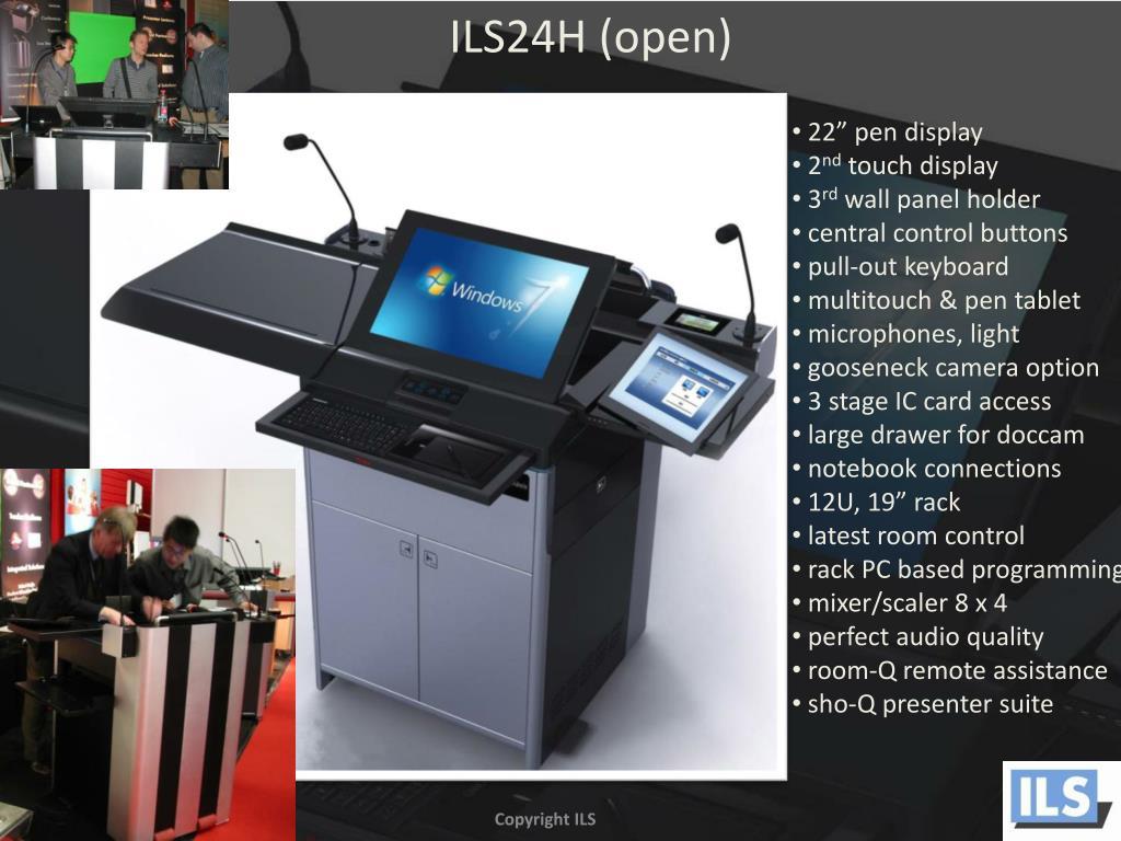 ILS24H (open)