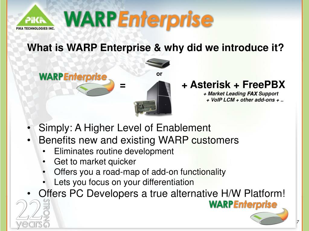 What is WARP Enterprise & why did we introduce it?