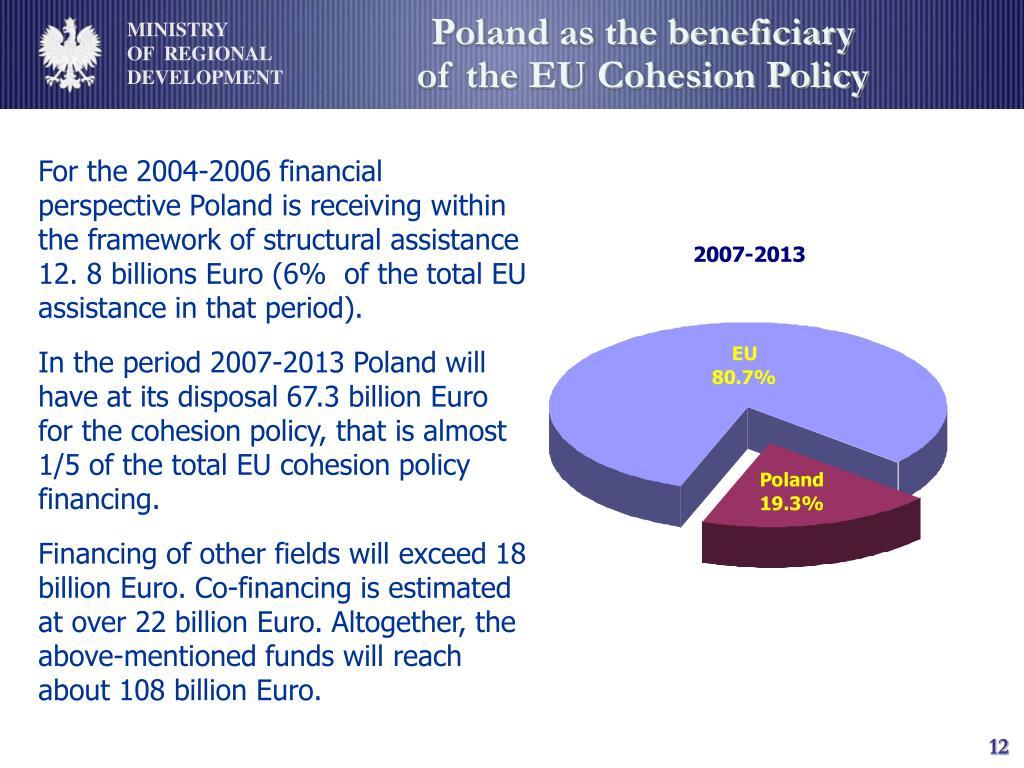 Poland as the beneficiary