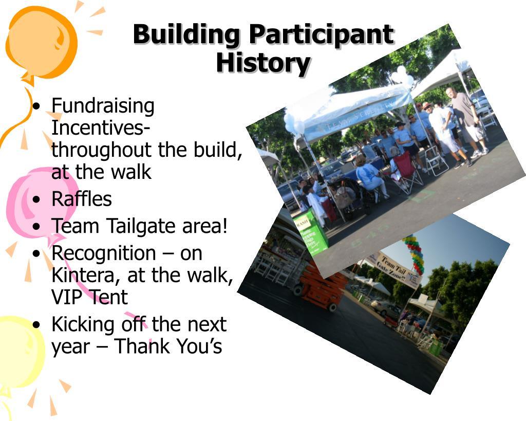 Building Participant