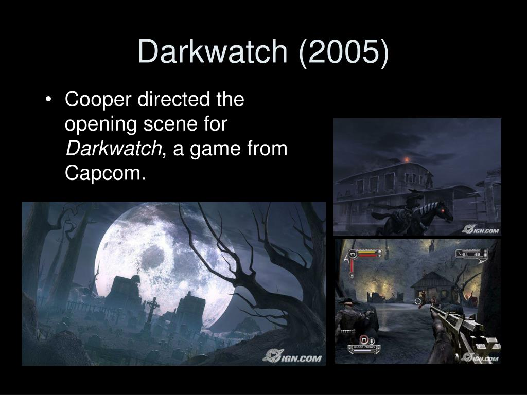 Darkwatch (2005)