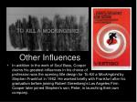 other influences