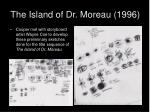 the island of dr moreau 1996